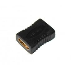 Адаптер Extradigital HDMI (F) to HDMI (F)